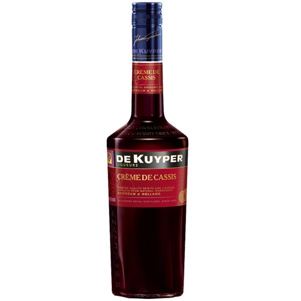 De Kuyper Creme de Cassis 70cl