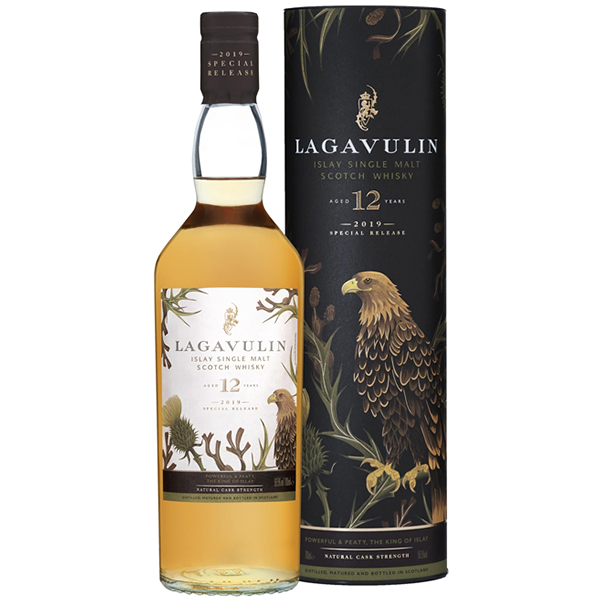 Lagavulin 12 ani Special Release 2019 70cl