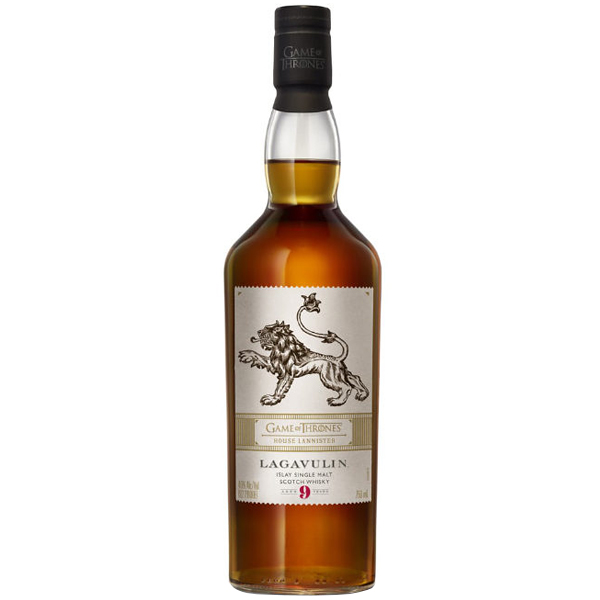 Lagavulin 9 ani Game Of Thrones 70cl