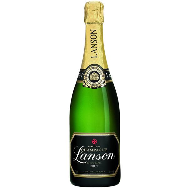Lanson Black Label 75cl