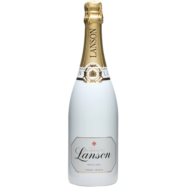 Lanson White Label Dry Sec 75cl