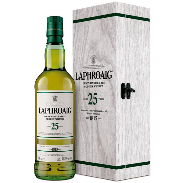 Laphroaig 25 ani 70cl