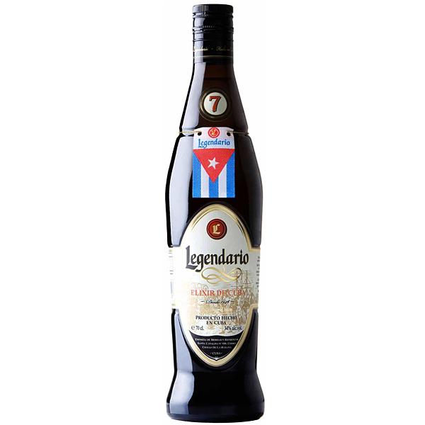 Legendario Elixir de Cuba 70cl