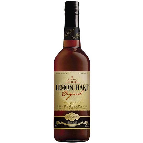 Lemon Hart Original 70cl