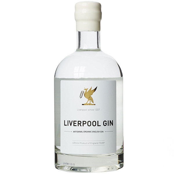 Liverpool Artisanal Gin 70cl
