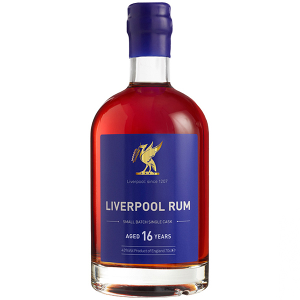 Liverpool Rum 16 ani 70cl