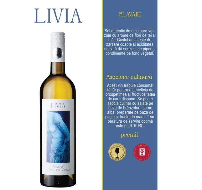 Livia Plavaie 75cl