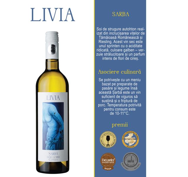 Livia Sarba 75cl