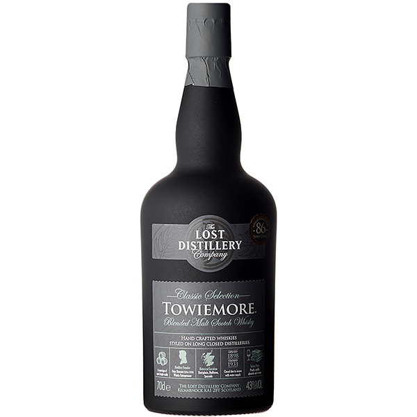 Lost Distillery Towiemore 70cl