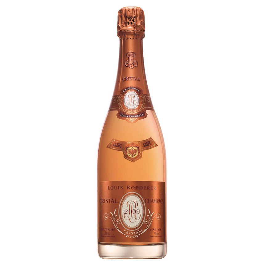 Louis Roederer Cristal Rose 75cl