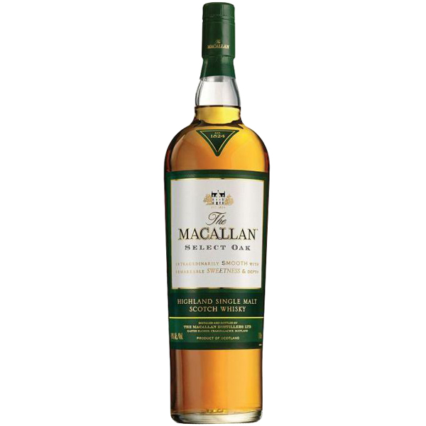 The Macallan Select Oak 100cl