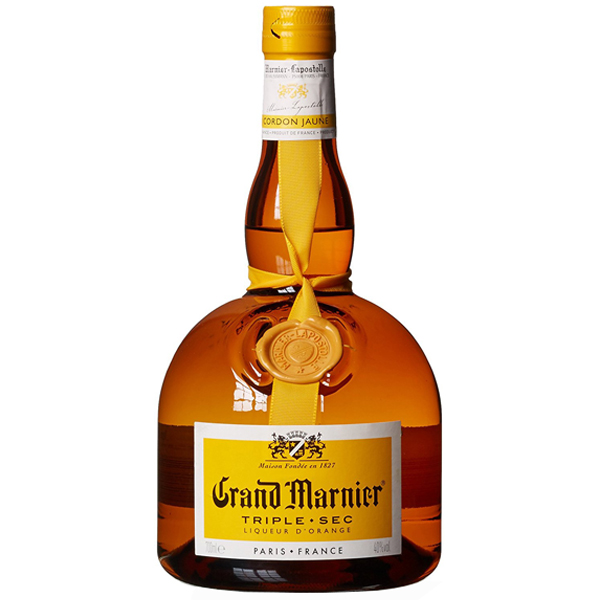 Grand Marnier Jaune Triple Sec 70cl
