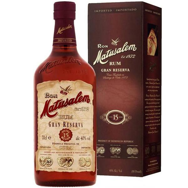 Matusalem Rum 15 ani 70cl