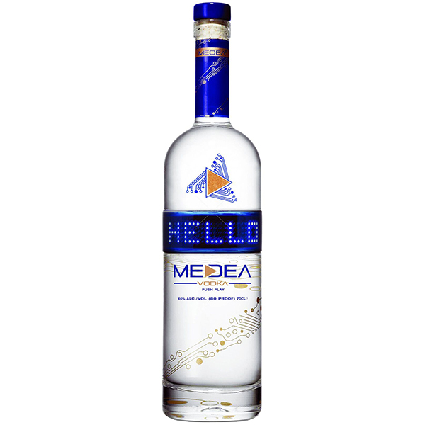 Medea Vodka Led 100cl