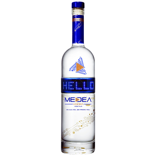 Medea Vodka Led 75cl