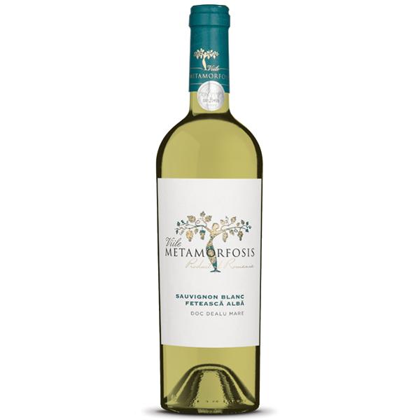 Metamorfosis Sauvignon Blanc & Feteasca Alba 75cl