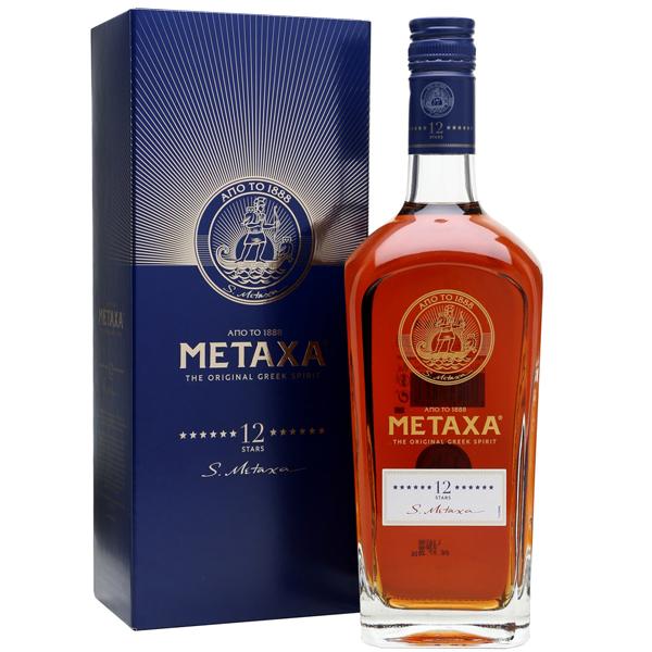 Metaxa 12* Special Reserve 70cl