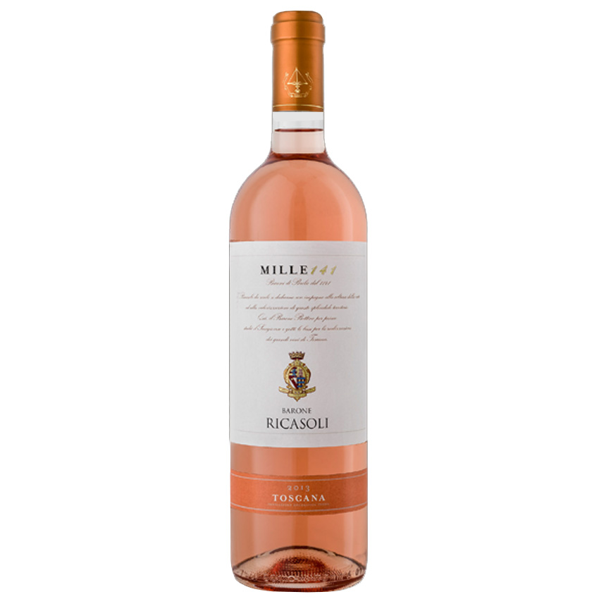 Barone Ricasoli Mille 141 Toscana Rose 75cl