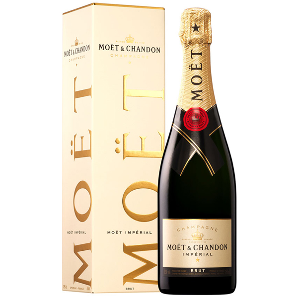 Moet & Chandon Brut Imperial Gift Box 75cl