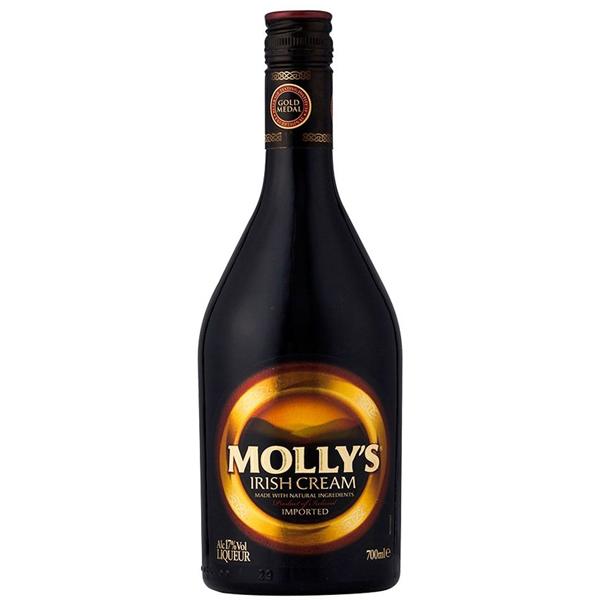 Mollys Irish Cream 70cl
