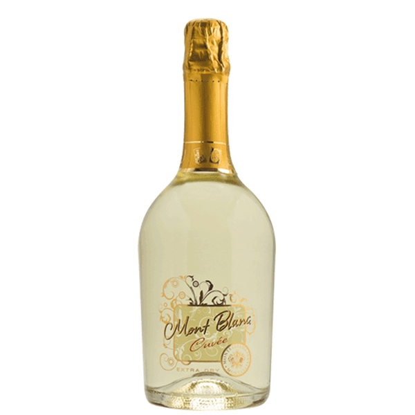 Montelliana Mont Blanc Vino Spumante Extradry 75cl