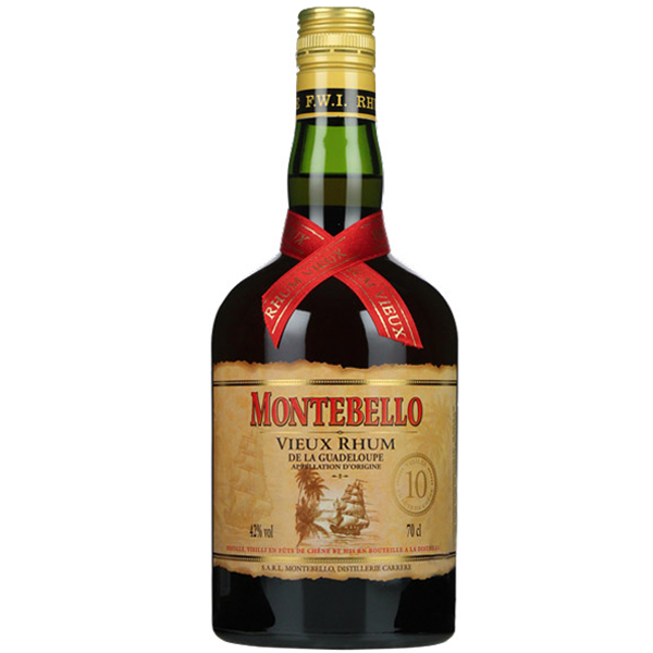 Montebello Vieux 10 ani 70cl