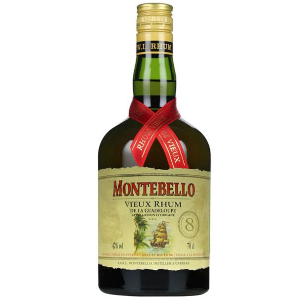 Montebello Vieux 8 ani 70cl