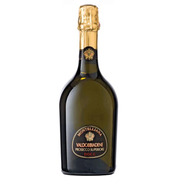 Montelliana Valdobbiadene Prosecco Superiore Docg 75cl