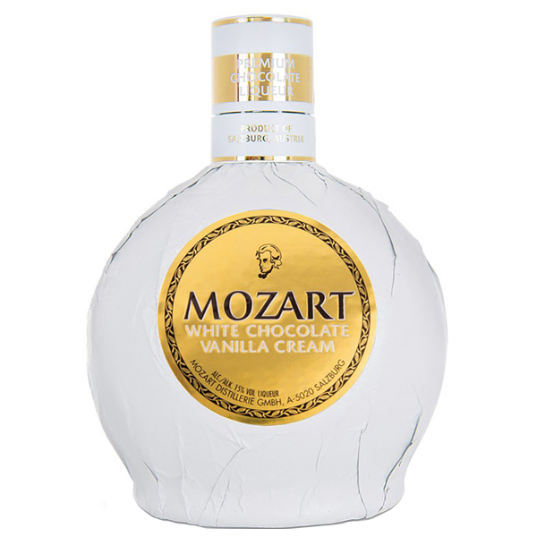 Mozart Cream White 50cl