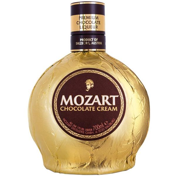 Mozart Cream Gold 70cl