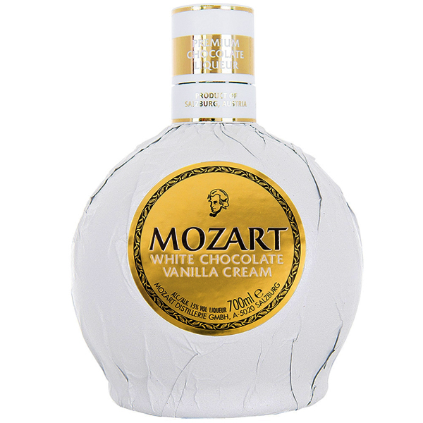 Mozart Cream White 70cl