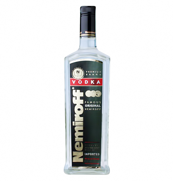 Nemiroff Vodka 100cl