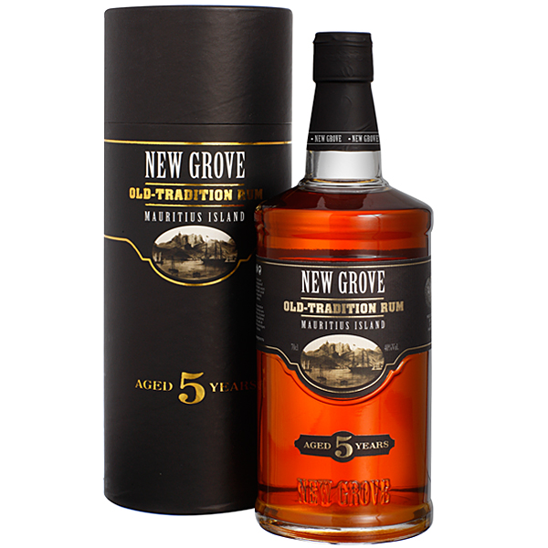 New Grove Old Tradition 5 ani 70cl