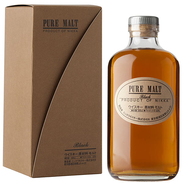 Nikka Pure Malt Black 50cl