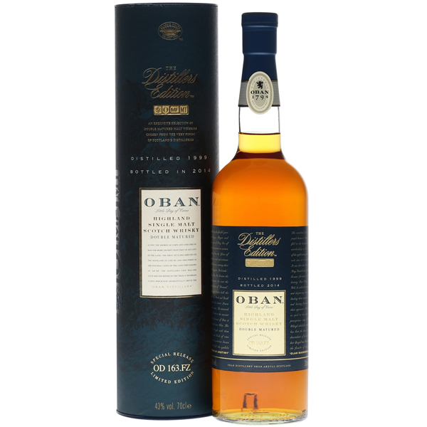 Oban Distillers Edition 70cl