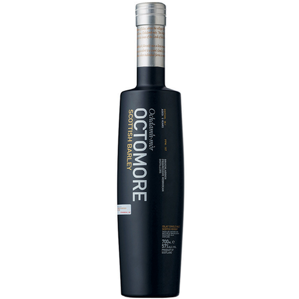 Bruichladdich Octomore Scottish Barley 70cl