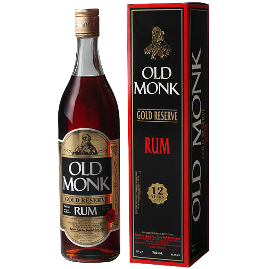 Old Monk 12 ani 70cl