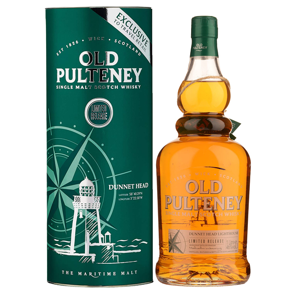 Old Pulteney Dunnet Head 100cl