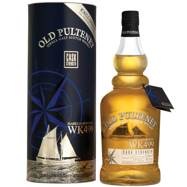 Old Pulteney Isabella Fortuna 100cl