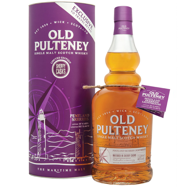 Old Pulteney Pentland Skerries 100cl