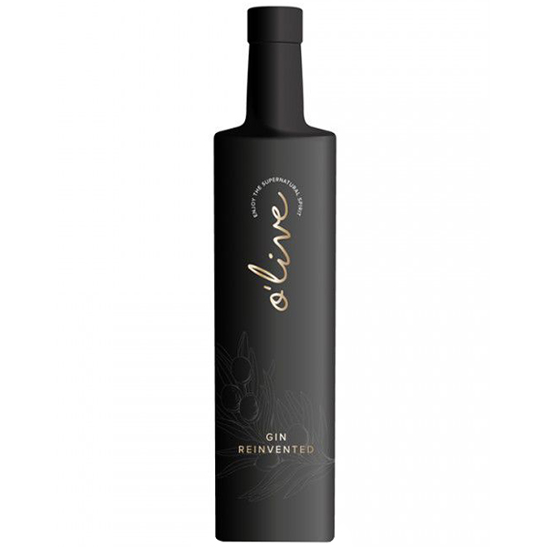 Olive Gin 50cl