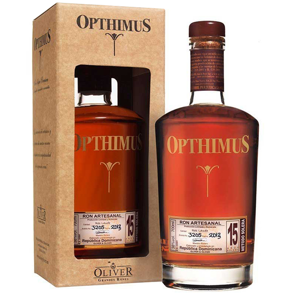 Opthimus Oliver 15 ani 70cl