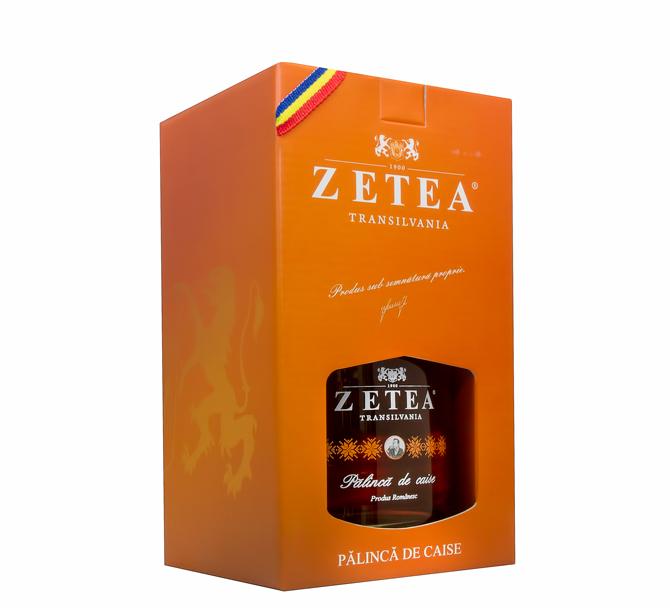 Zetea Palinca de Caise 50cl