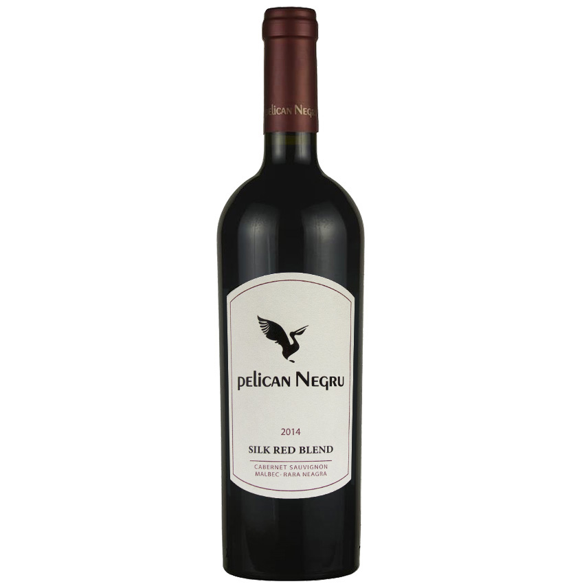 Pelican Negru Silk Red Blend 75cl