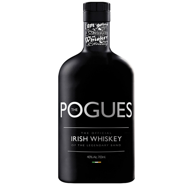Pogues Irish Whiskey 70cl