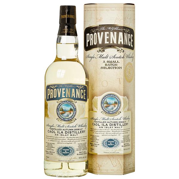 Douglas Laing's Provenance Caol Ila Distillery 70cl
