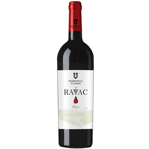 Domeniul Vladoi Ravac Rosu 75cl