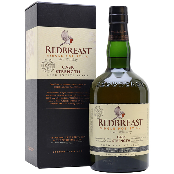 Redbreast 12 ani Cask Strenght 70cl