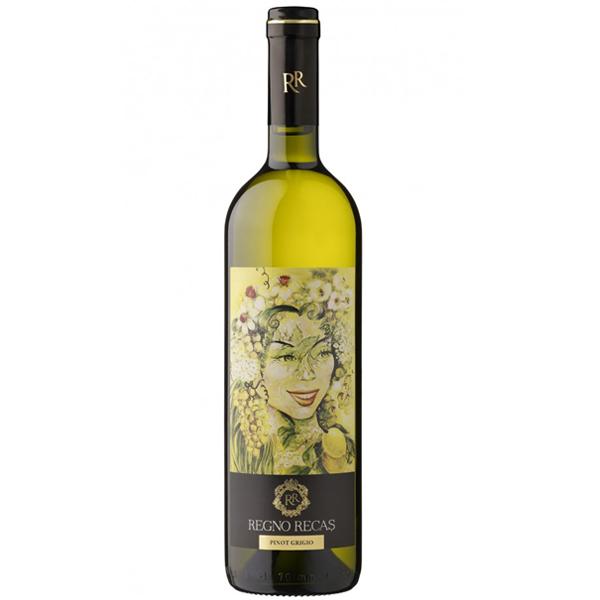 Recas Regno Pinot Grigio 75cl