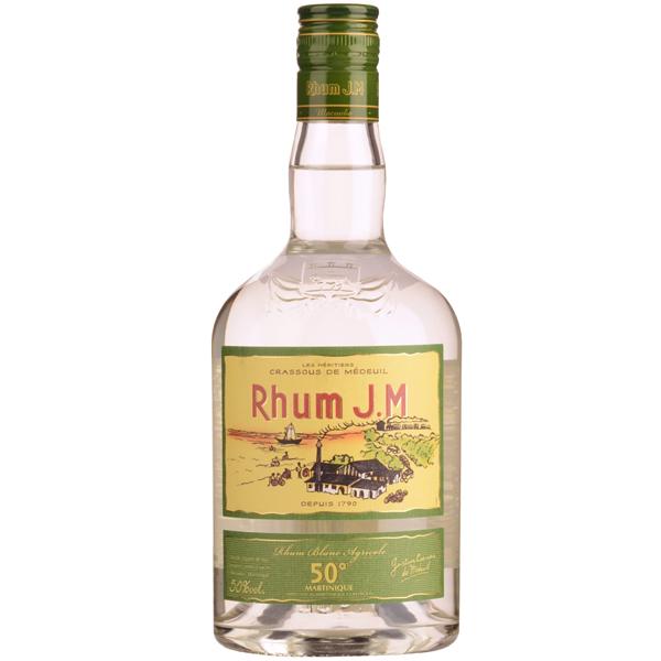 Rhum JM Blanc 100cl